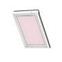 Verdunkelungsrollo white line Pink Stars 55 cm x 78 cm