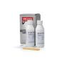 Lack-Reparatur-Set für weiss- und klarlackierte Holzfenster Inhalt 200 ml Spezialreiniger, 200 ml Lack-Pflege und Hilfsmaterial